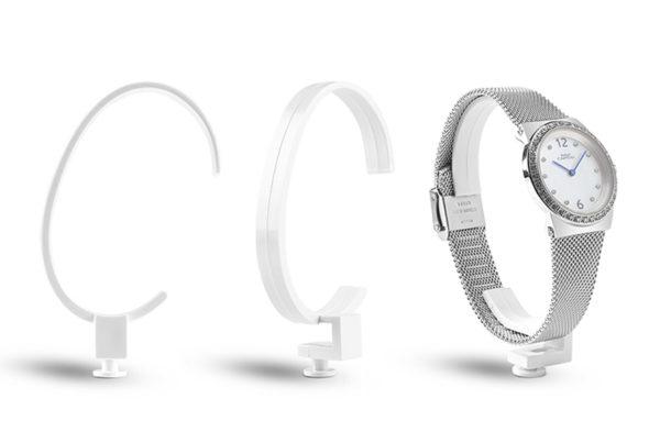 c-ring porta orologio 400 bianco