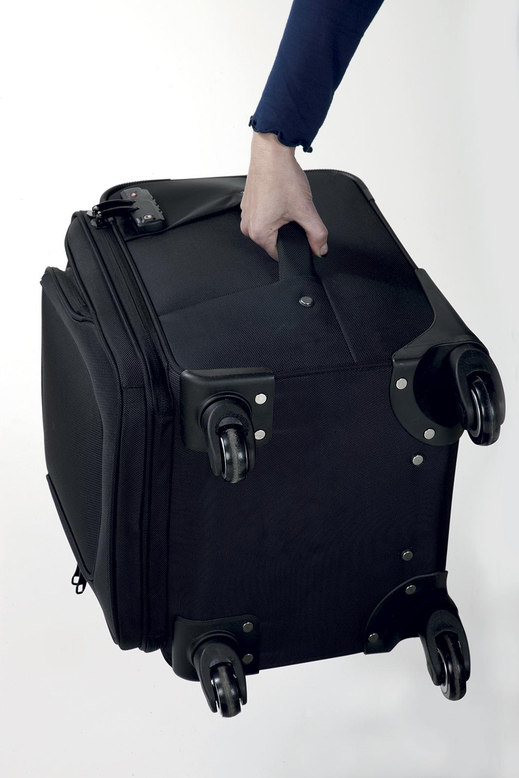 valigie trolley porta gioielli J269